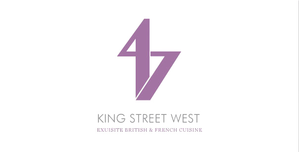 CMM - 47 King Street West Restaurant Logo Design