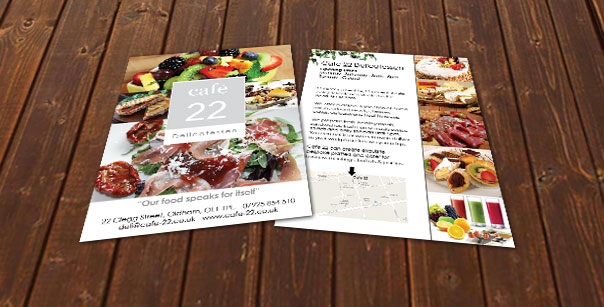 CMM - Flyer Design and Print