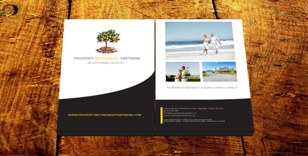 CMM - PRP Brochure Design and Print