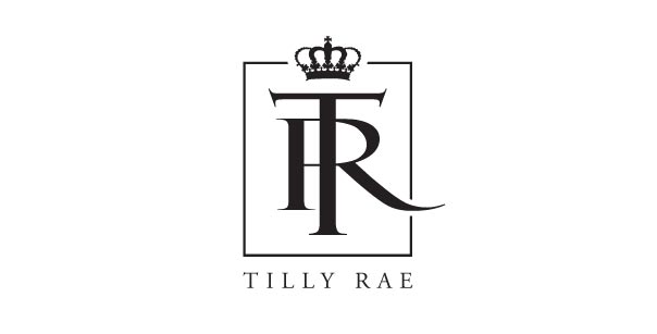 CMM - Tilly Rae Retail Logo Design