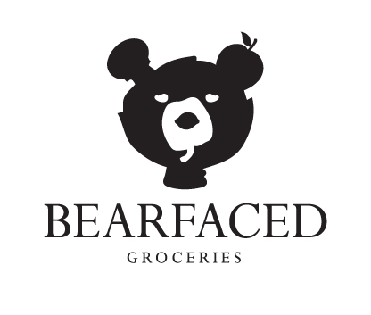 Bearfaced - Logo