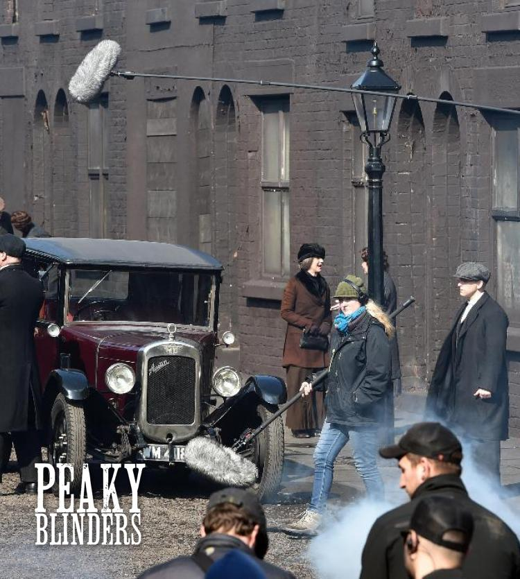 Creative Media Mavericks - Peaky Blinders
